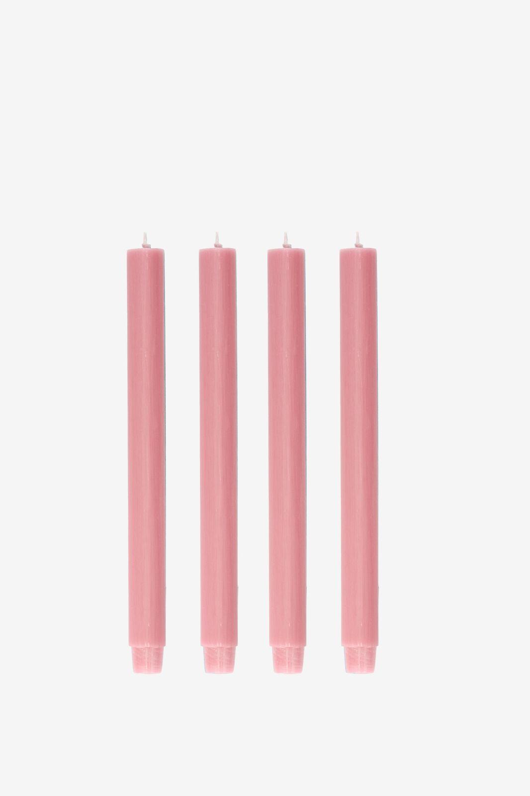 Dinerkaars antiek roze Ø 2,6 cm - Homeland | Sissy-Boy