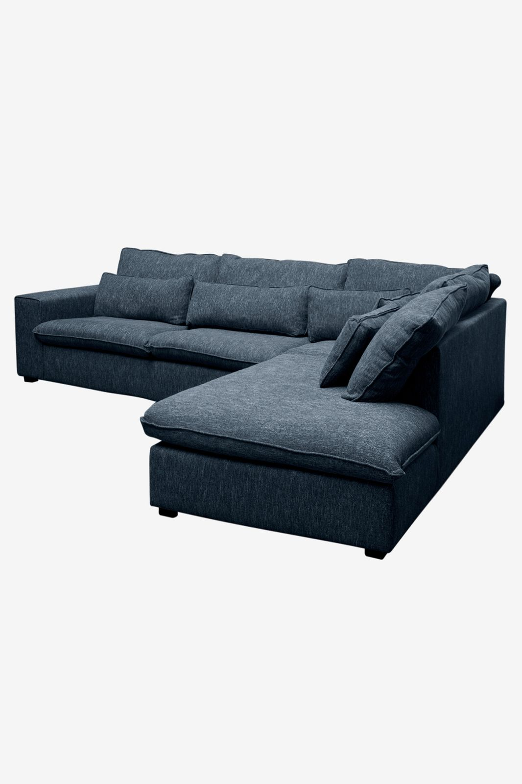 Baron bank 3.5-zits lounge rechts donkerblauw melee - Homeland | Sissy-Boy