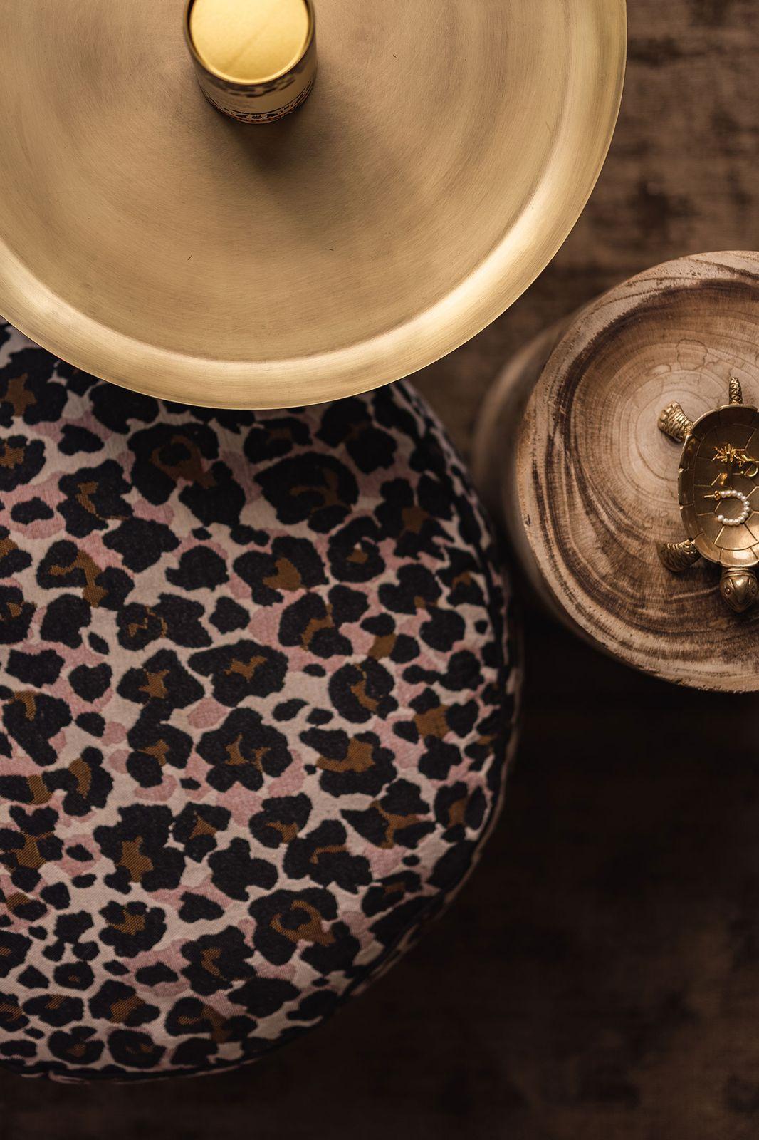 De Huismuts x Sissy-Boy poef leopard - Homeland | Sissy-Boy