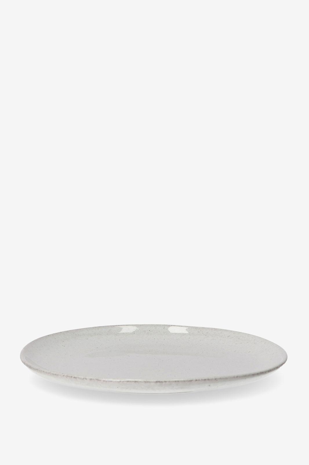 Dinerbord grey glaze