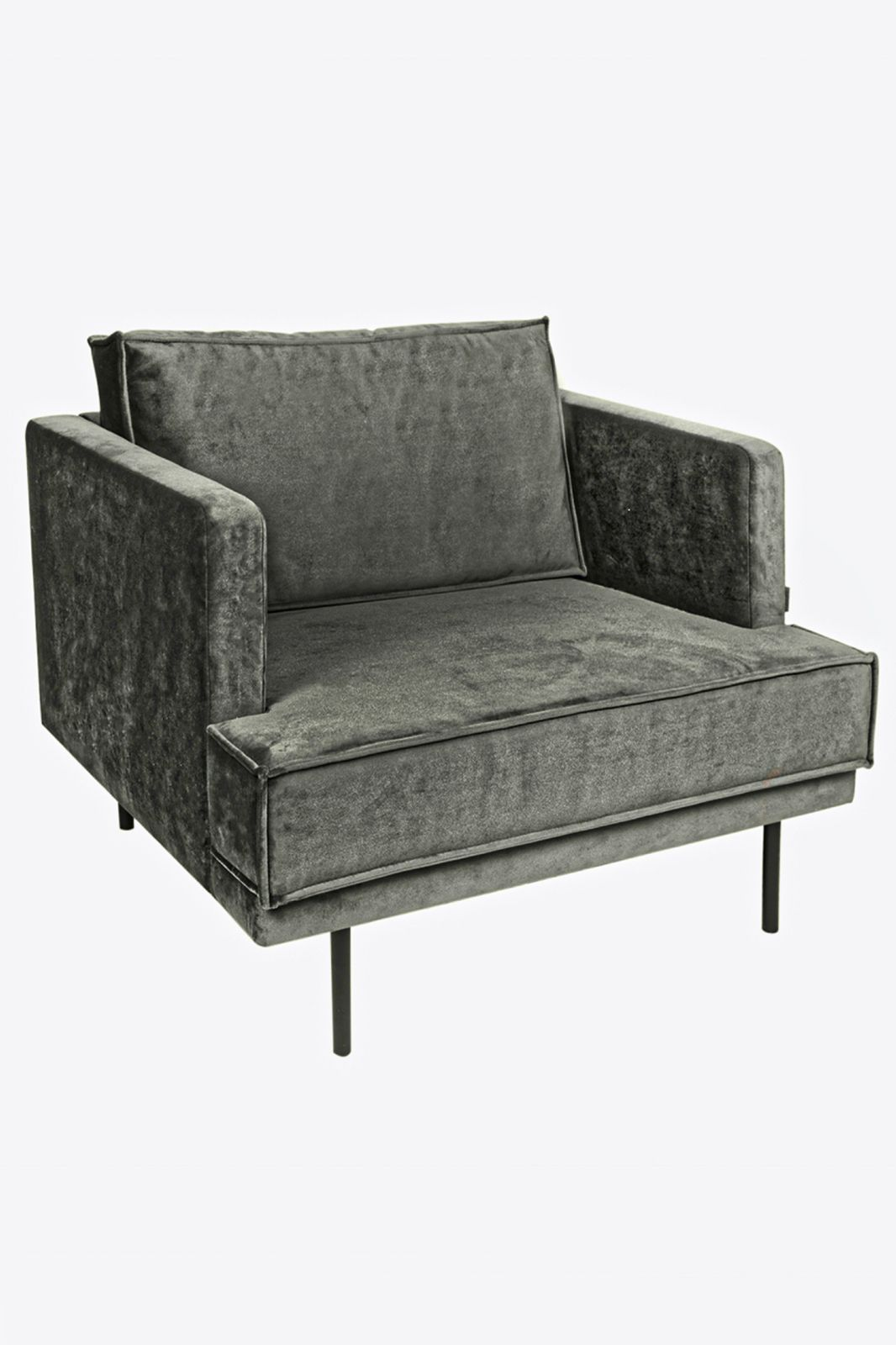 The Duchess velvet loveseat faded velvet - Homeland | Sissy-Boy