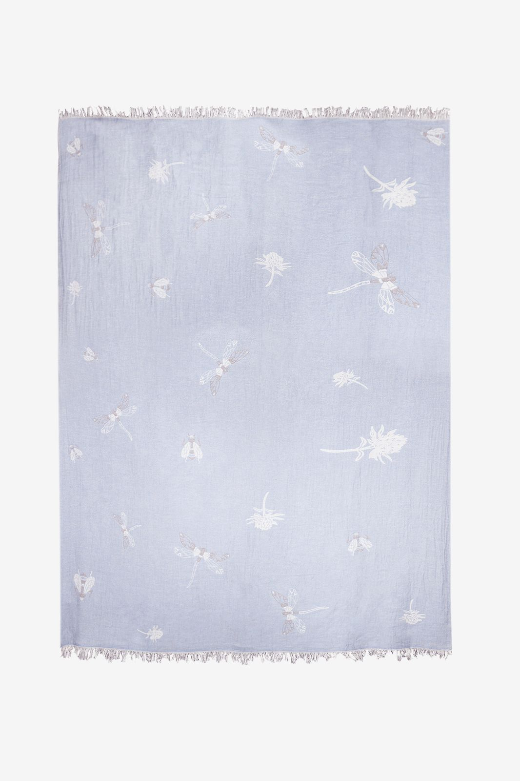 Lichtblauwe deken libelles - Homeland | Sissy-Boy