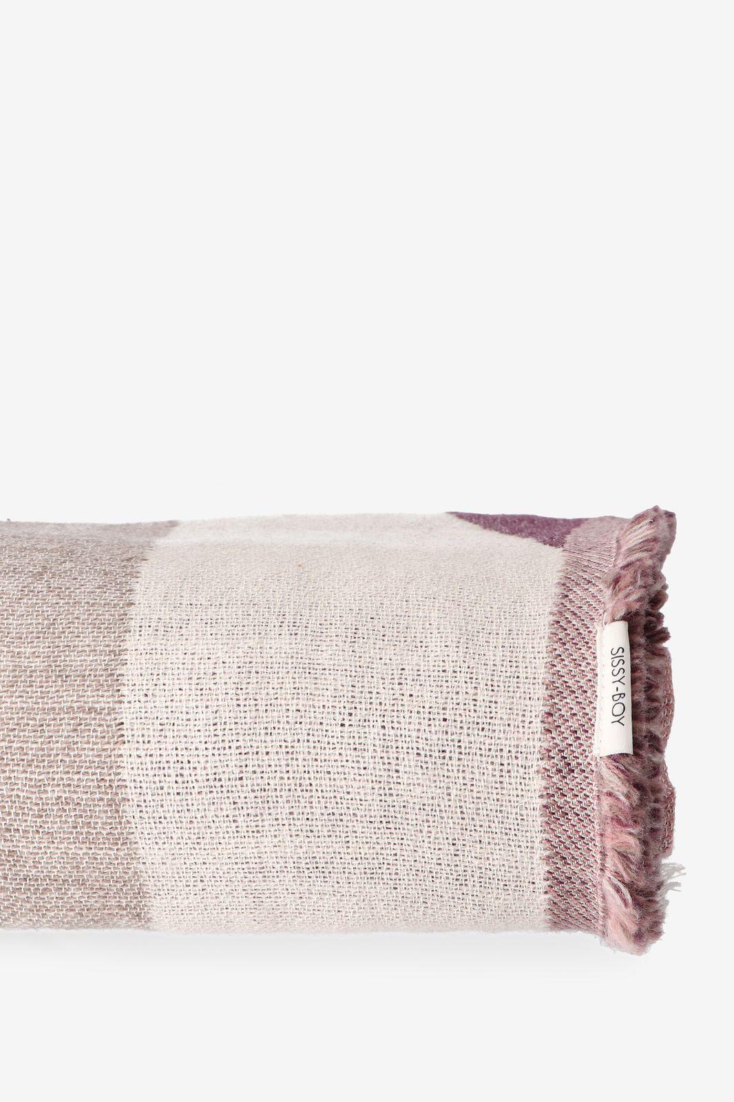 Multicolor deken organische vormen - Homeland | Sissy-Boy