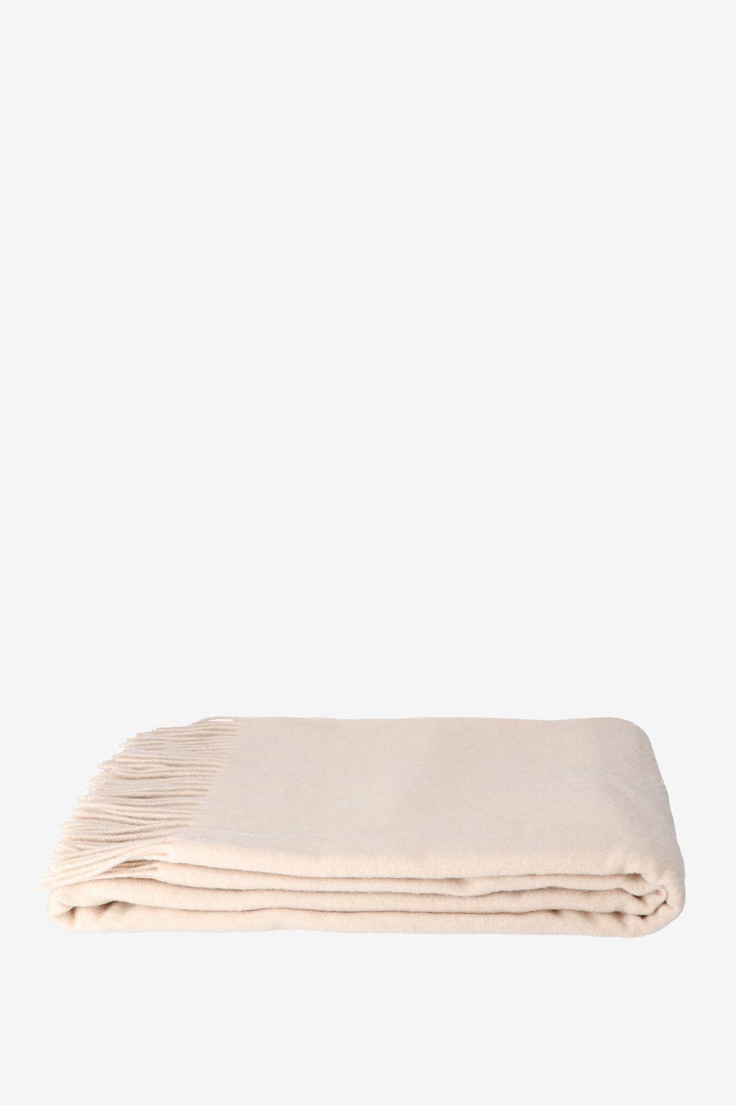 Wit deken van wol - Homeland | Sissy-Boy