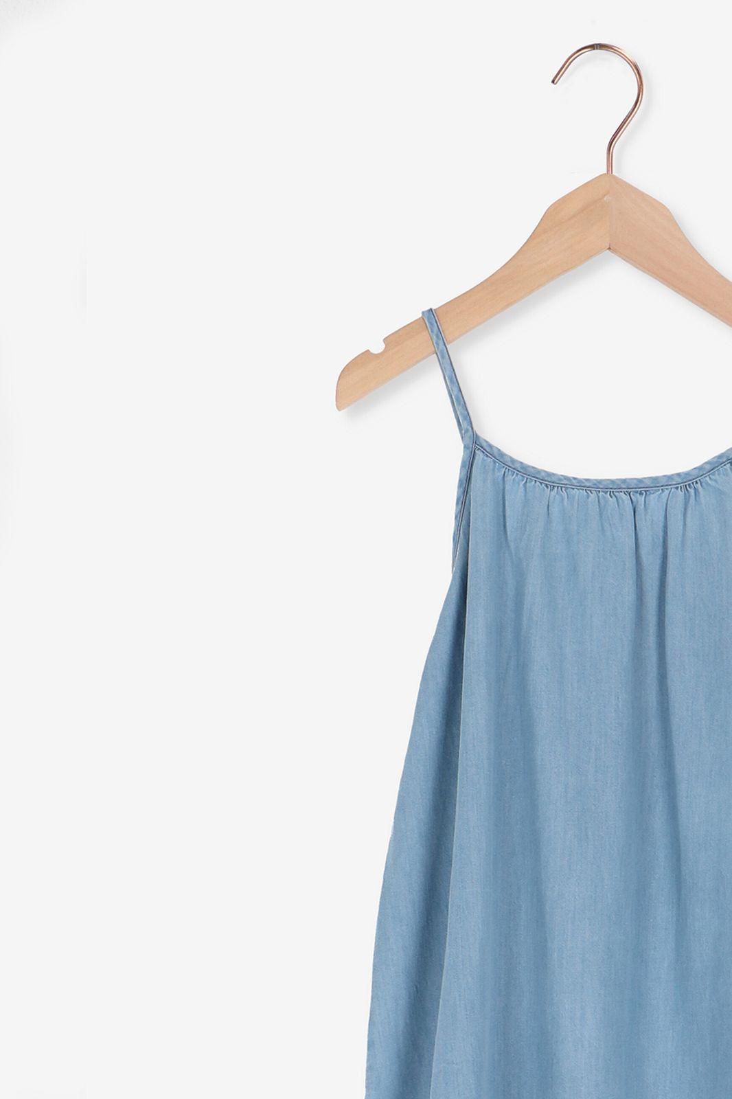 Blauw jeans jurkje - Kids | Sissy-Boy