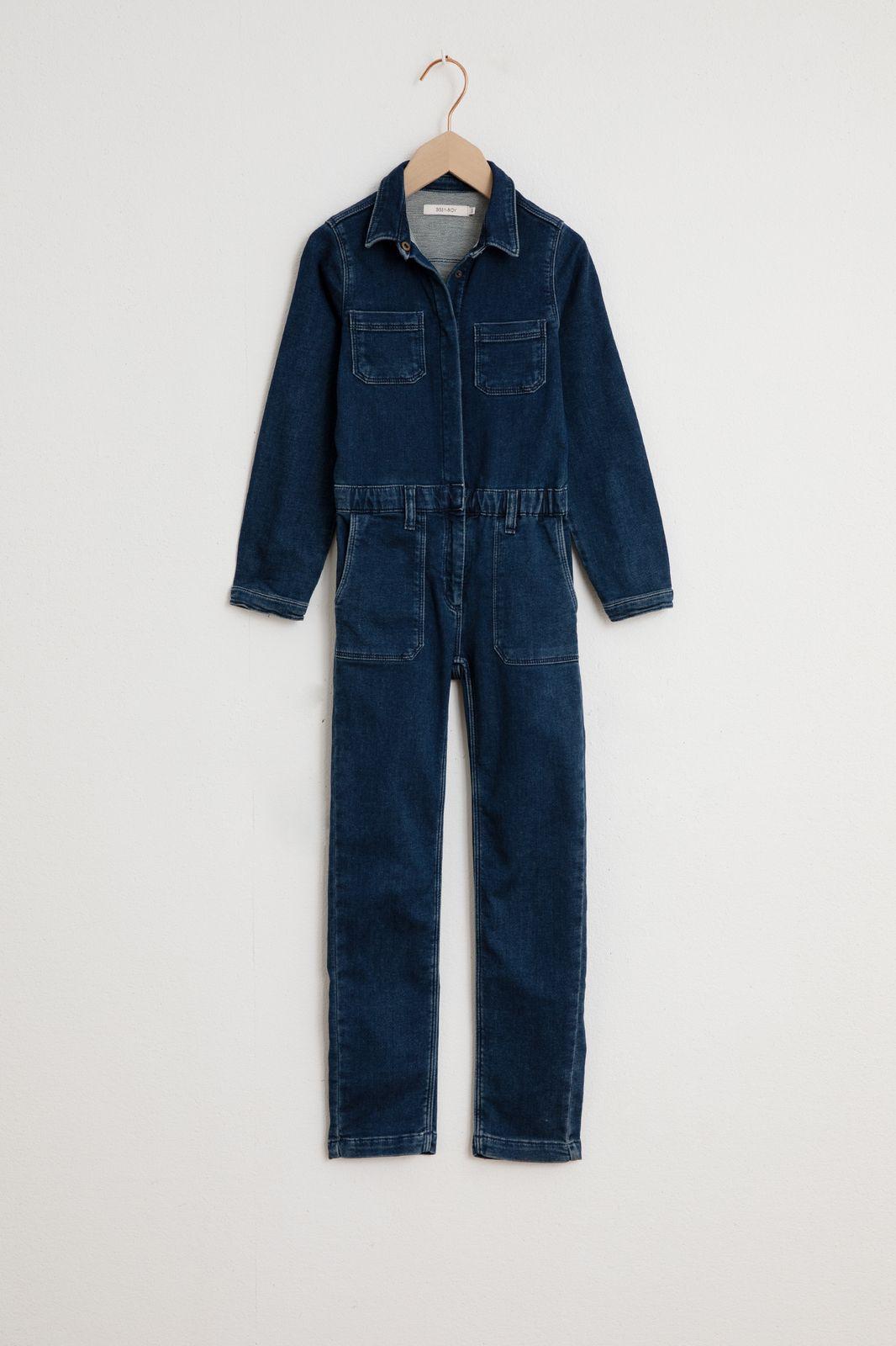 Denim jumpsuit - Kids | Sissy-Boy