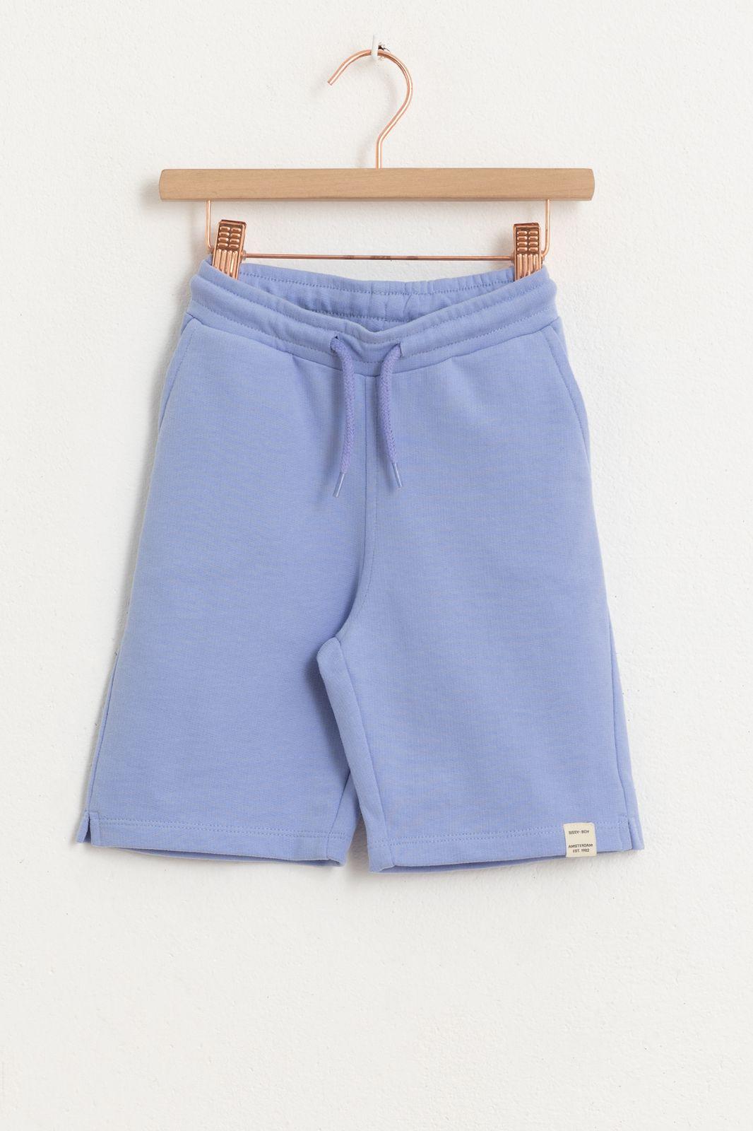 Blauwe sweat shorts - Kids | Sissy-Boy