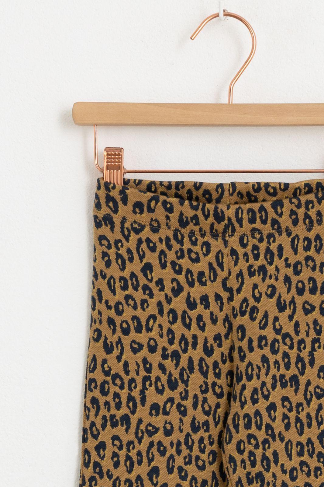 Legging leopard print - Kids | Sissy-Boy