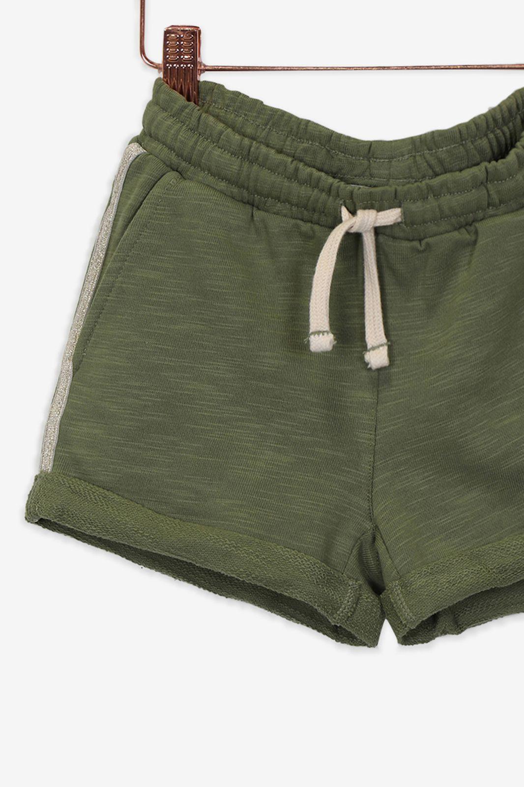 Groen jog short - Kids | Sissy-Boy
