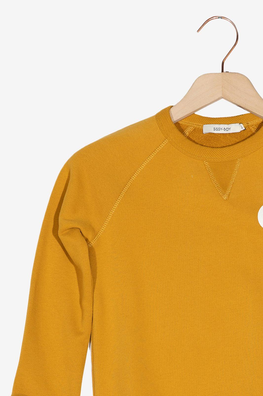 Gele sweater - Kids   Sissy-Boy
