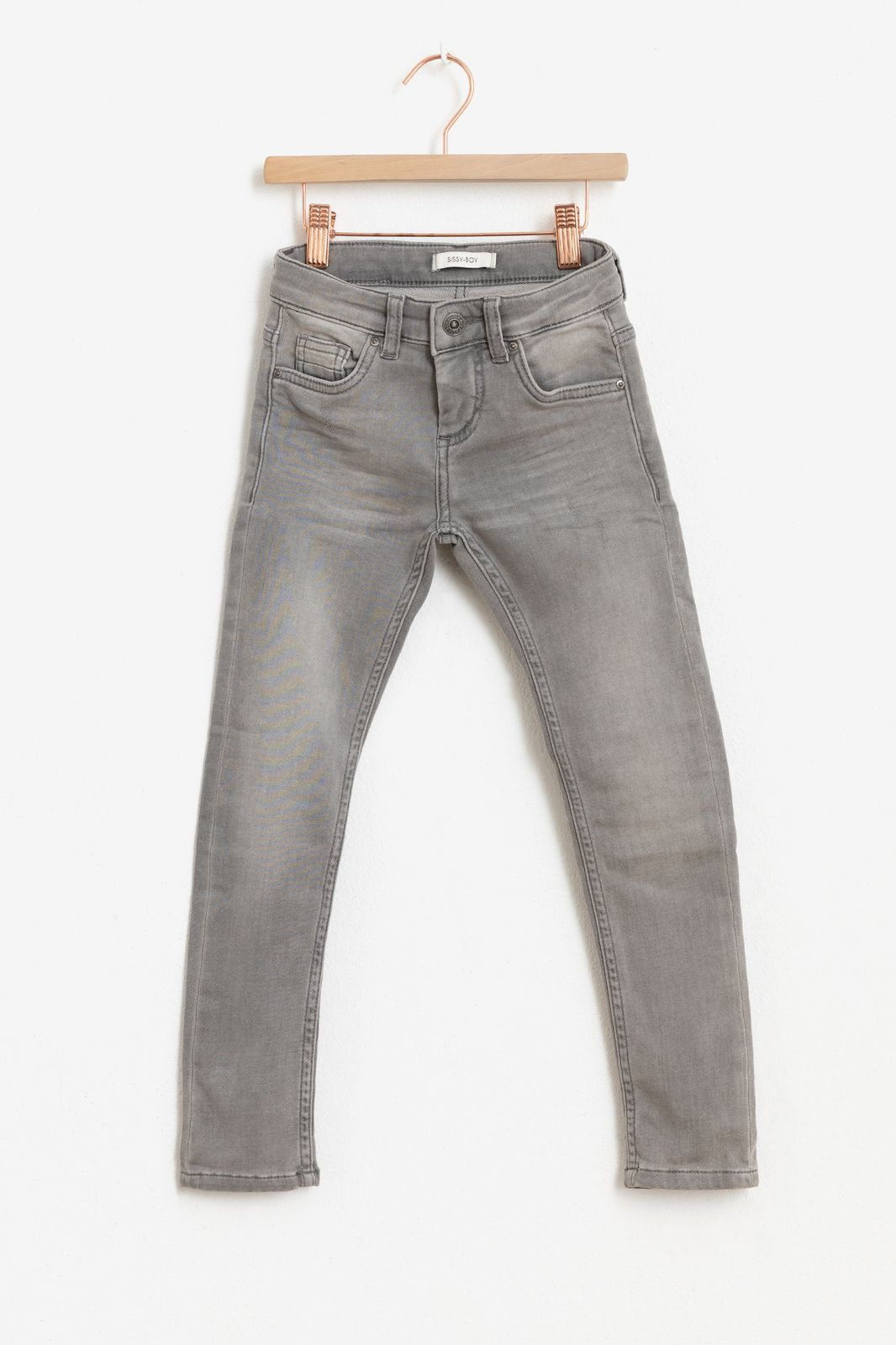 Grijze jog jeans - Kids | Sissy-Boy