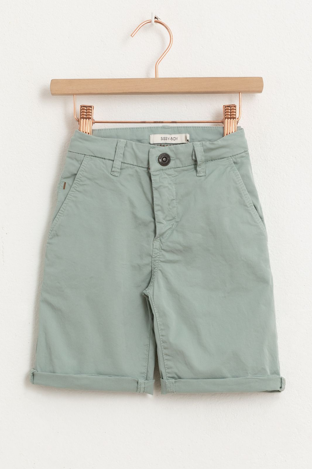 Groene shorts - Kids | Sissy-Boy
