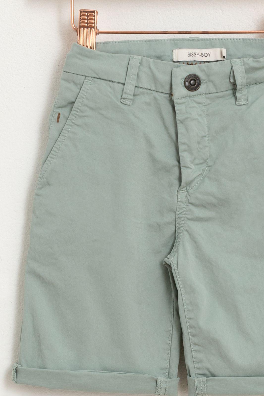 Groene shorts - Kids   Sissy-Boy