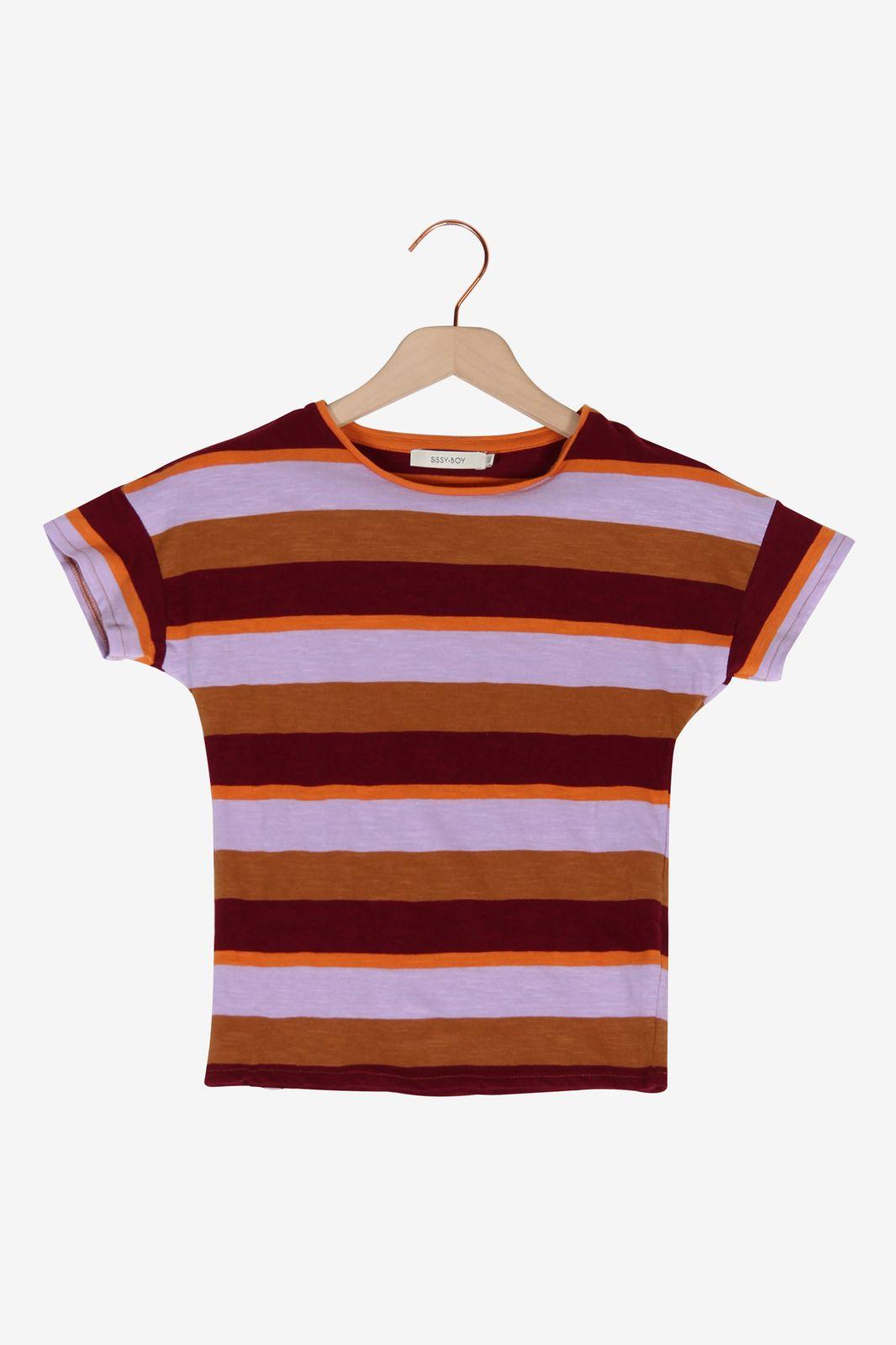 Multicolor t-shirt - Kids | Sissy-Boy