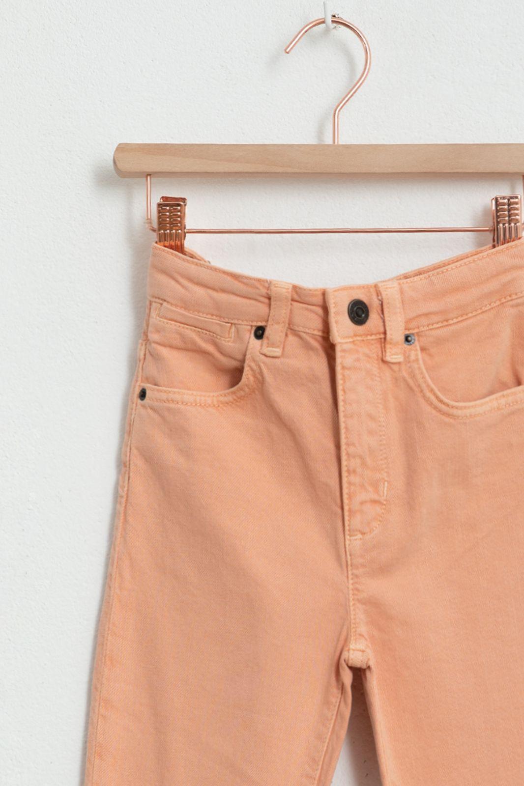 Oranje loose fit denim - Kids | Sissy-Boy