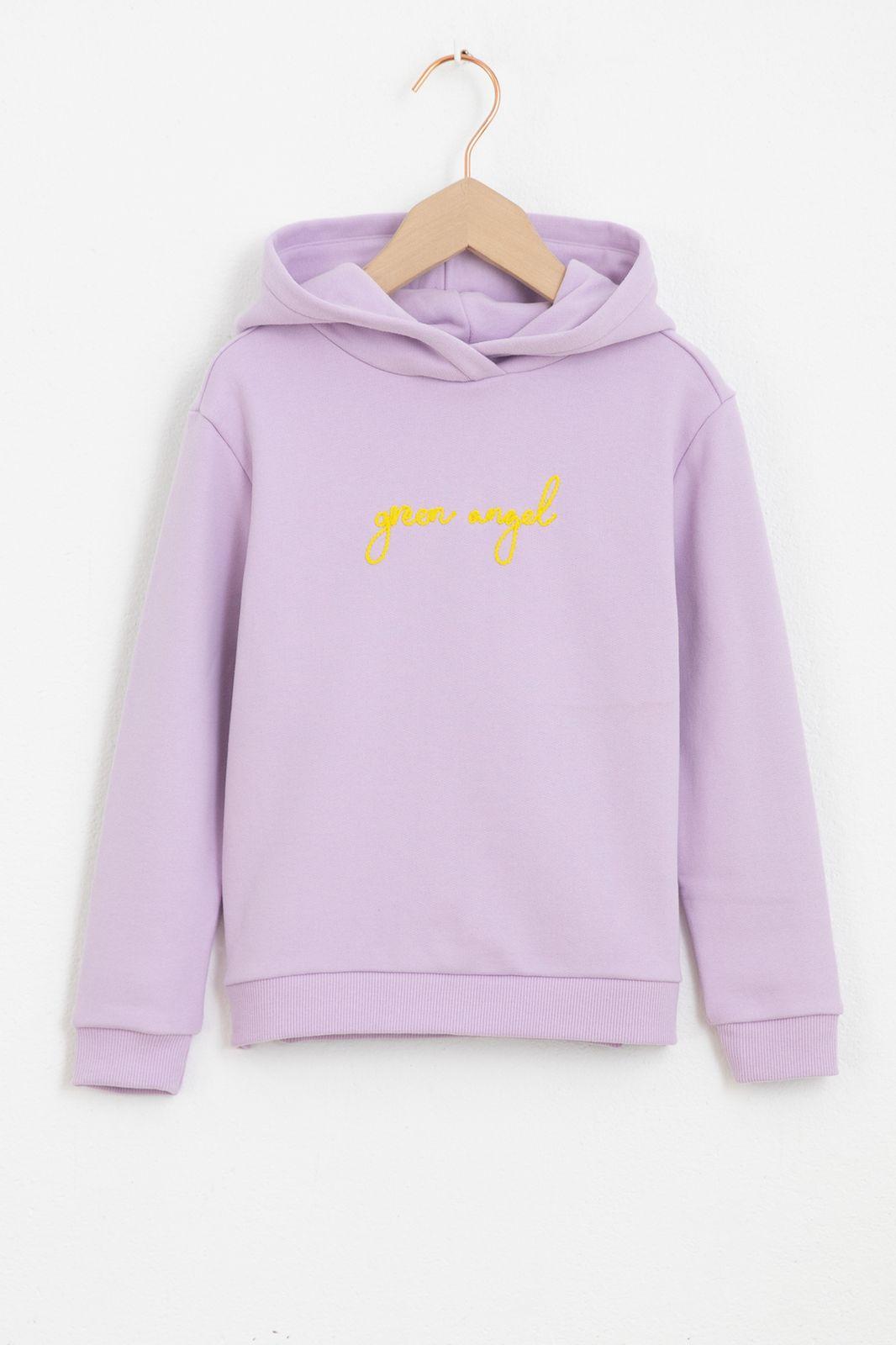 Lila capuchon sweater - Kids | Sissy-Boy