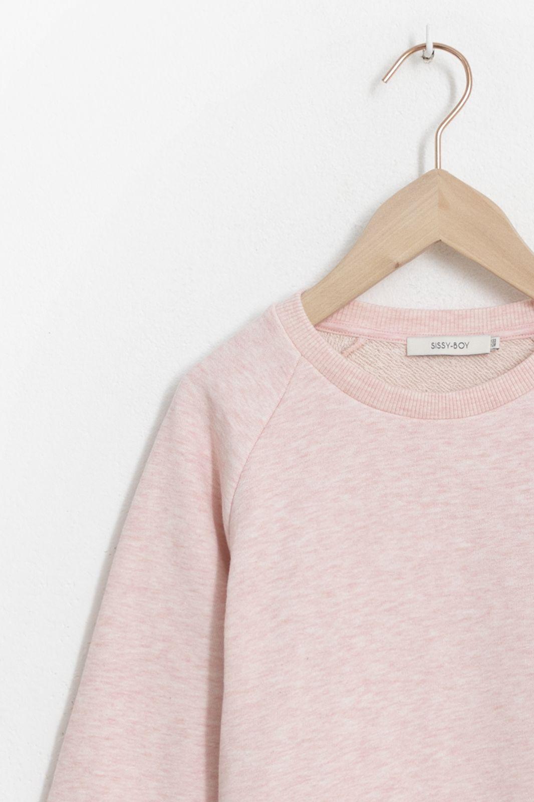 Roze basic sweater - Kids | Sissy-Boy