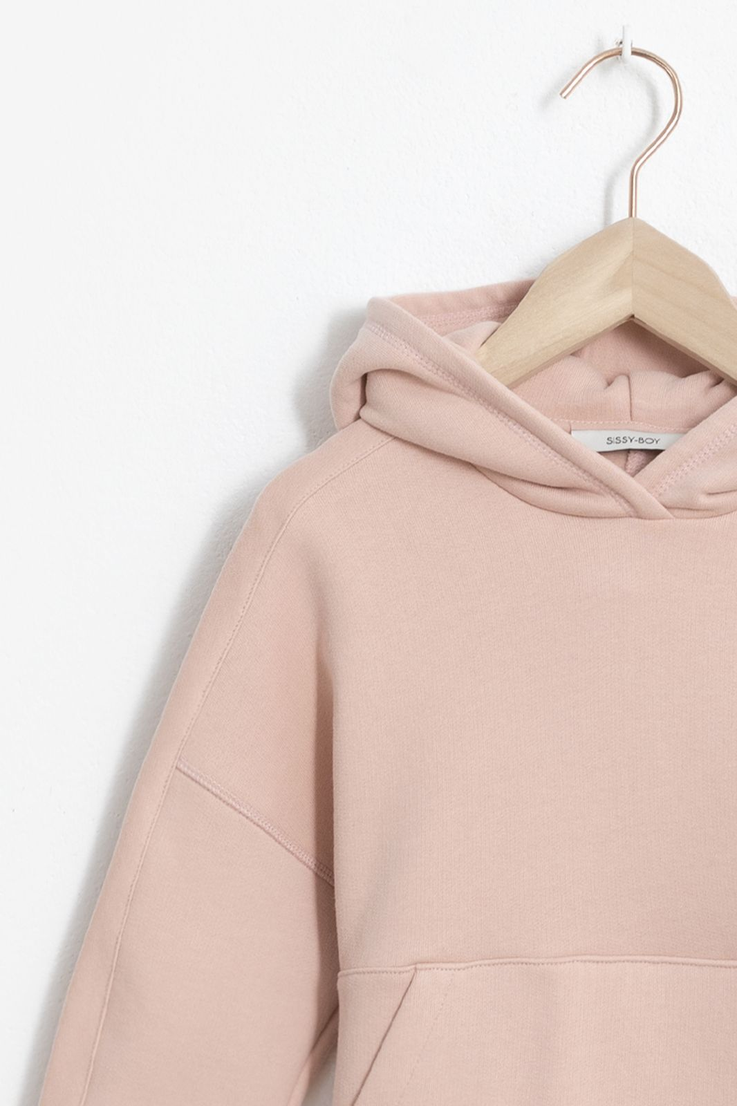 Roze hoodie - Kids | Sissy-Boy