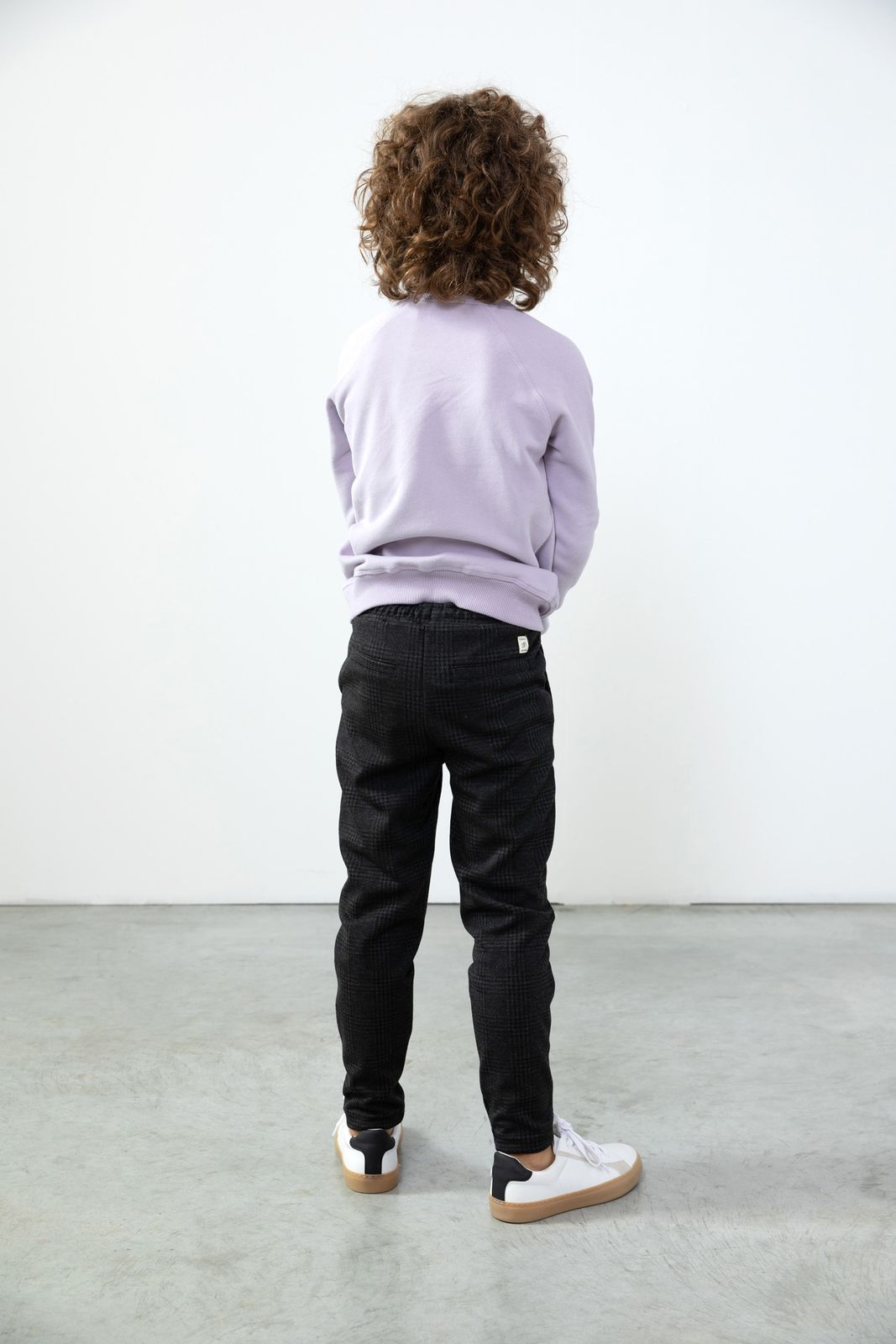 Donkergrijze jogger - Kids | Sissy-Boy