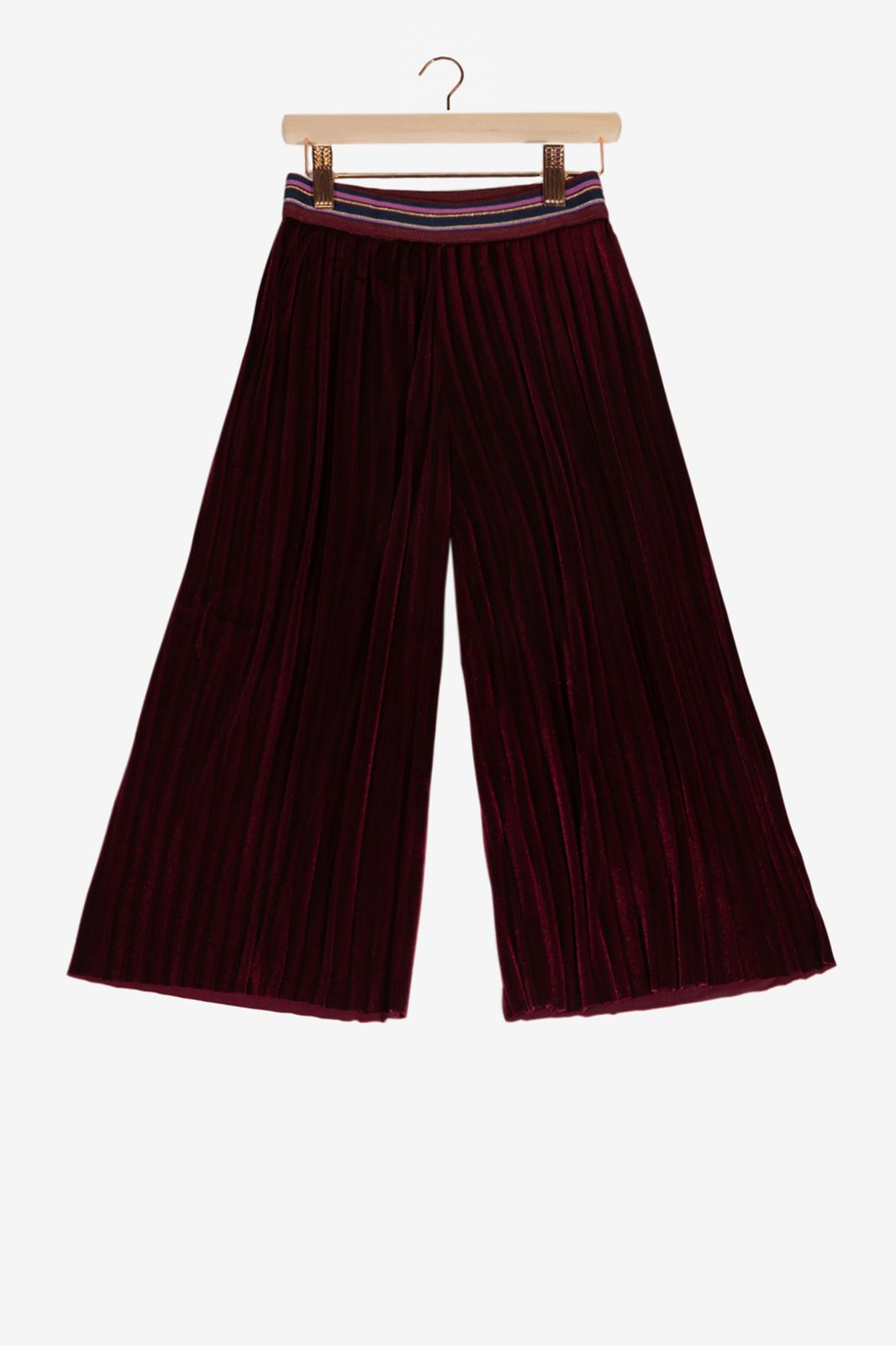 Bordeaux broek culotte - Kids | Sissy-Boy