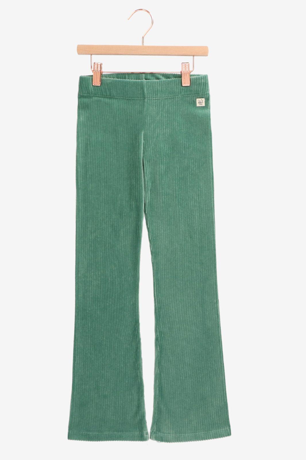 Groene flared legging - Kids | Sissy-Boy
