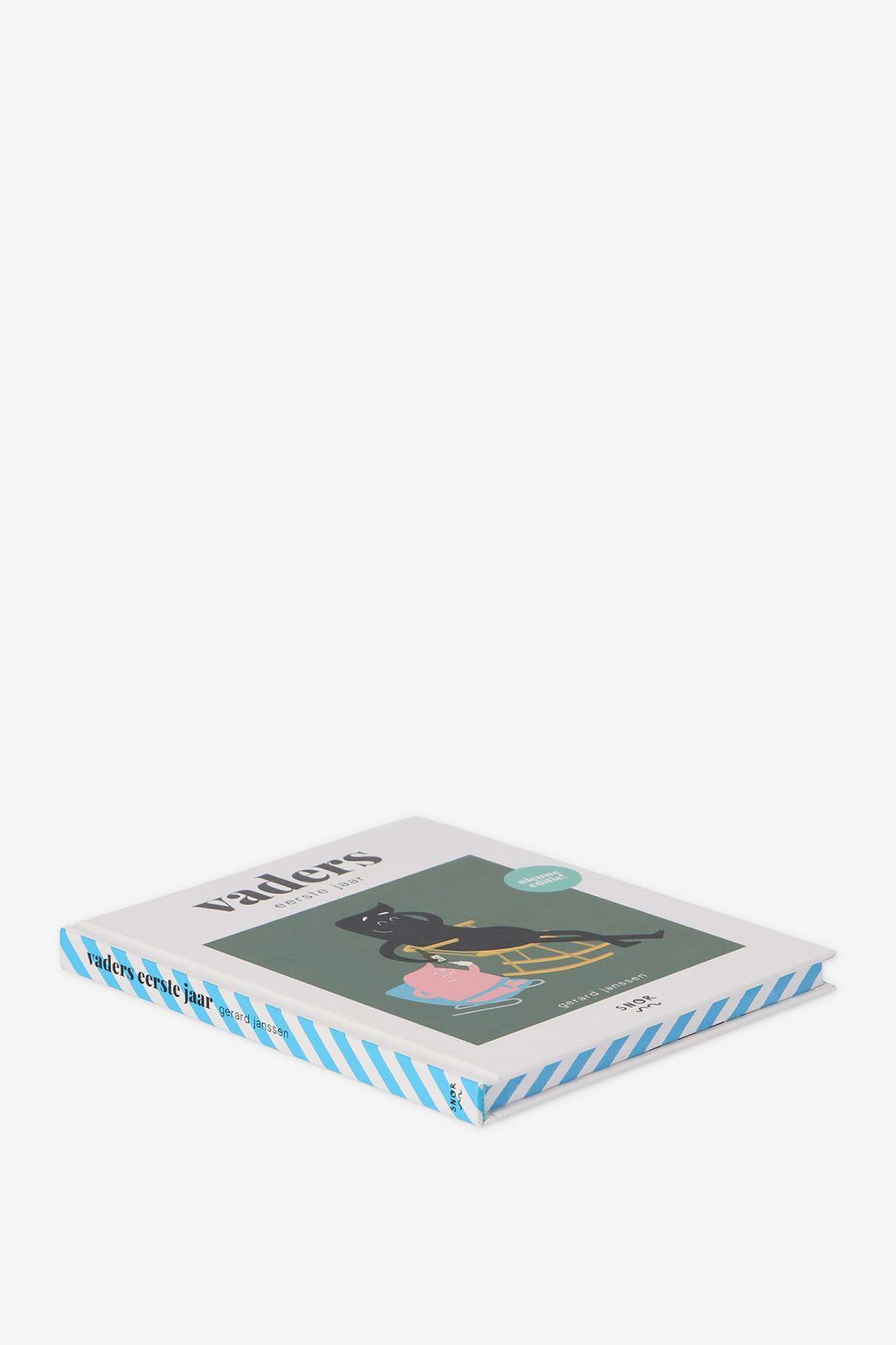 Uitgeverij Snor Boek Vaders eerste jaar - Homeland | Sissy-Boy