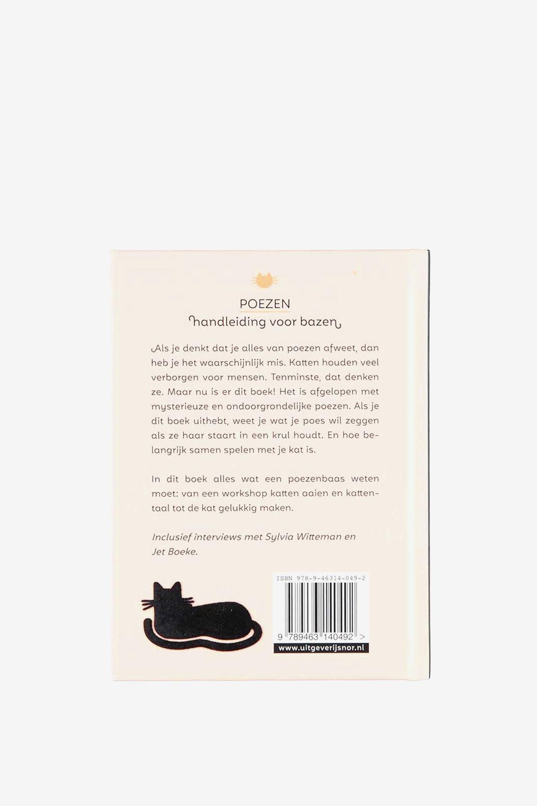 Uitgeverij Snor Poezenbazen boek - Homeland | Sissy-Boy