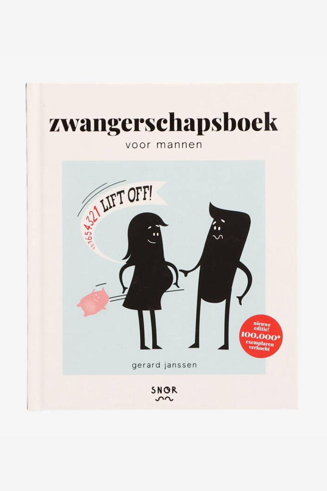Uitgeverij Snor Boek zwangerschap voor mannen