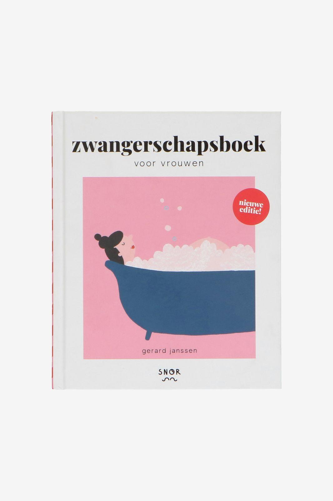 Uitgeverij Snor Zwangerschapsboek voor vrouwen - Homeland | Sissy-Boy