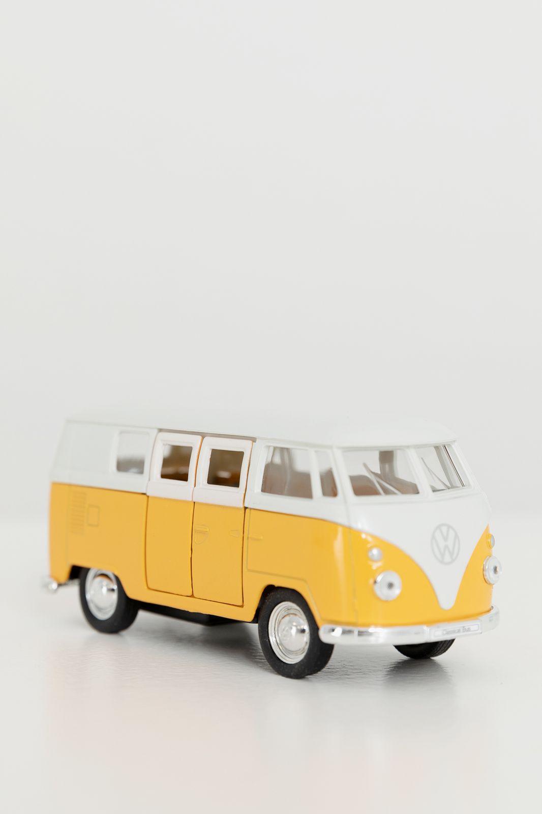 Welly Gele Volkswagen bus